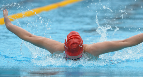 Статьи о плавании