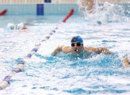Начальное обучение плаванию – Третий этап