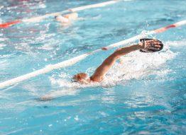 Начальное обучение плаванию – Пятый этап