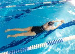 Начальное обучение плаванию – Первый этап