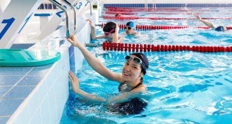 Начальное обучение плаванию