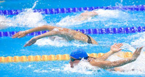 Продвинутое обучение плаванию