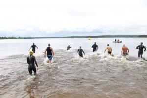 Заплыв Костомукша - Сеть бассейнов клуба «Мэвис-1» обучение плаванию взрослых