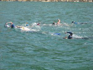 ИТАЛИЯ 2012 ГОД — ГОРОД ГАБИЧЧЕ-МАРЕ - Сеть бассейнов клуба «Мэвис-1» обучение плаванию взрослых