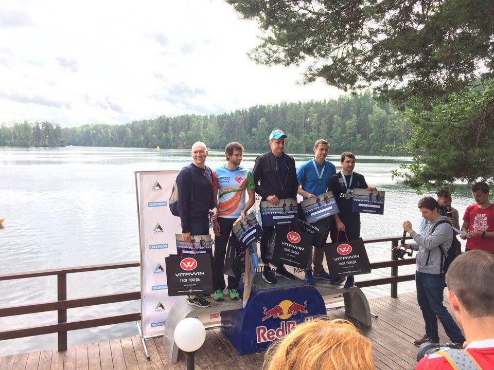 Соревнования по плаванию Alexoutdoor