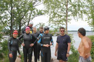 Интенсив выходного дня (тренировки на воздухе) - Сеть бассейнов клуба «Мэвис-1» обучение плаванию взрослых