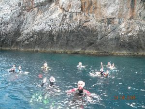 ГРЕЦИЯ 2009 ГОД — ОСТРОВ КРИТ - Сеть бассейнов клуба «Мэвис-1» обучение плаванию взрослых