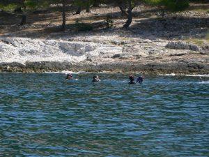 ХОРВАТИЯ 2007 ГОД — ОСТРОВ БРАЧ - Сеть бассейнов клуба «Мэвис-1» обучение плаванию взрослых