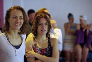 СОРЕВНОВАНИЯ КЛУБА В БАССЕЙНЕ НА ВОДНОМ СТАДИОНЕ - Сеть бассейнов клуба «Мэвис-1» обучение плаванию взрослых