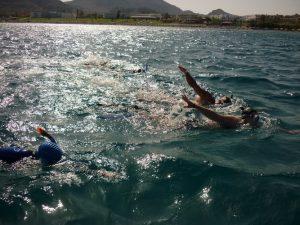 ГРЕЦИЯ 2010 ГОД — ОСТРОВ РОДОС - Сеть бассейнов клуба «Мэвис-1» обучение плаванию взрослых