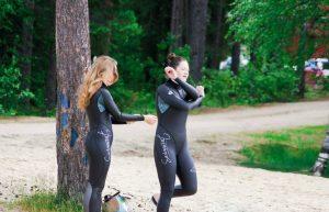 Костомукша оз.Контокки - Сеть бассейнов клуба «Мэвис-1» обучение плаванию взрослых