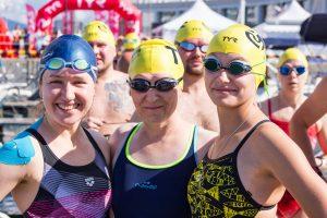СОЧИ SWIM FESTIVAL 2017 - Сеть бассейнов клуба «Мэвис-1» обучение плаванию взрослых