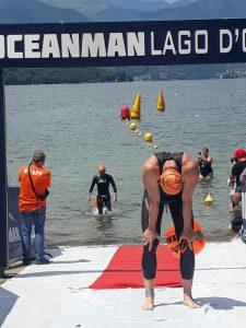 Заплыв Oceanman, озеро Орта, Италия, 22 июня 2019 - Сеть бассейнов клуба «Мэвис-1» обучение плаванию взрослых