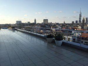 Батуми с крыши отеля