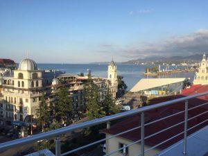 Виды Батуми (с крыши отеля)