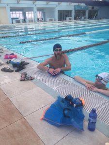 Недельный интенсив в Батуми, 2018, ноябрь - Сеть бассейнов клуба «Мэвис-1» обучение плаванию взрослых