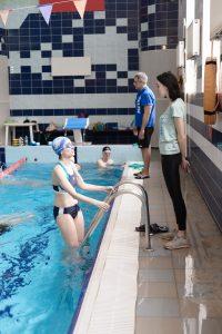 Плавательный интенсив 13-15 марта 2020 в подмосковье - Сеть бассейнов клуба «Мэвис-1» обучение плаванию взрослых