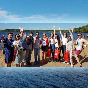 Заплыв «В Питере Плыть» — 16 августа 2020 - Сеть бассейнов клуба «Мэвис-1» обучение плаванию взрослых